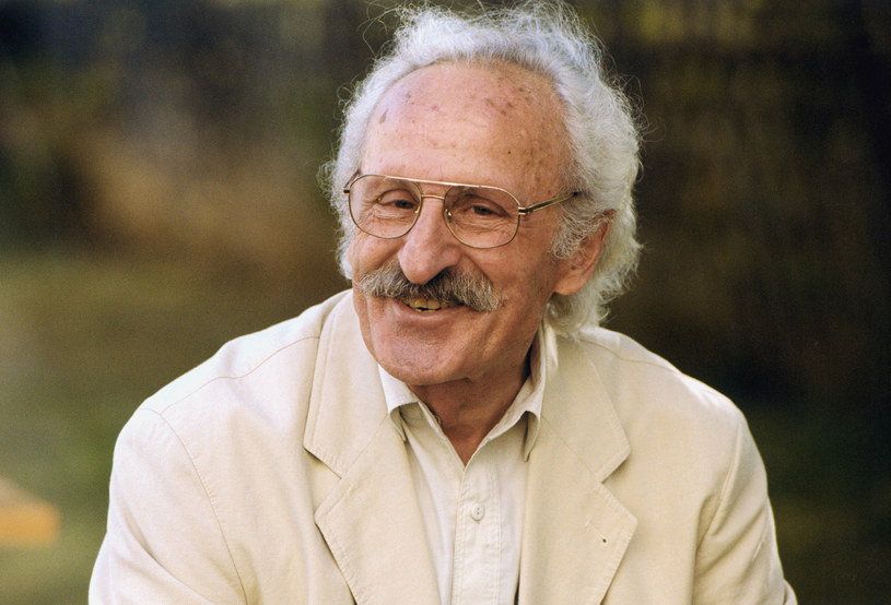 Franciszek Pieczka ma już 89 lat /AKPA