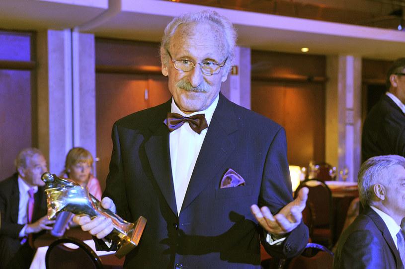 Franciszek Pieczka to jeden z najwybitniejszych aktorów w Polsce /AKPA
