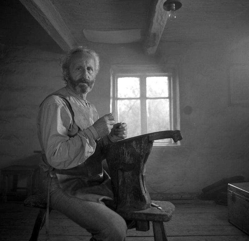 Franciszek Pieczka wystąpił już w dziewięciu filmach Jana Jakuba Kolskiego /East News/POLFILM