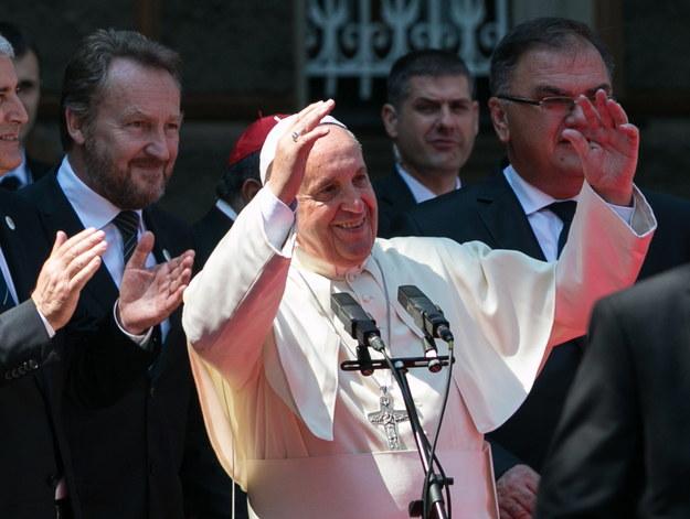 Franciszek: Przybyłem jako pielgrzym pokoju i dialogu