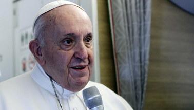 Franciszek przyleciał do Iraku. Jest pierwszym papieżem, który odwiedził ten kraj