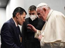 Franciszek spotkał się z ojcem Alana Kurdiego, trzylatka, który utonął w drodze do Europy