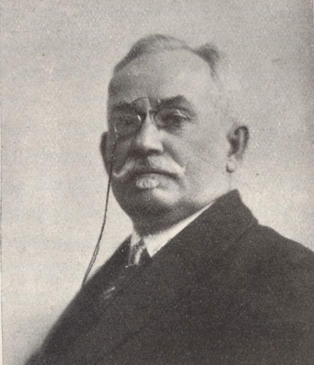 Franciszek Stefczyk (1861-1924) /domena publiczna