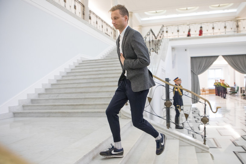 Franciszek Sterczewski /Tomasz Jastrzębowski /Reporter