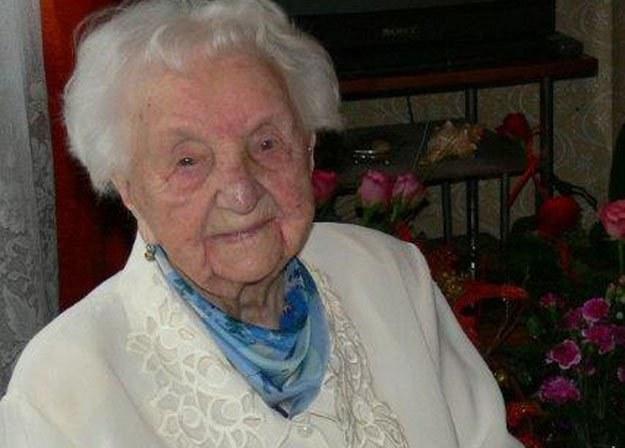 Franciszka Rogowska skończyła 107 lat /portalpomorza.pl