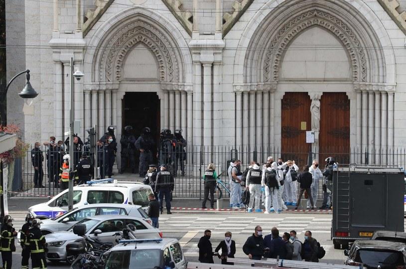 Francja: Aresztowano drugą osobę podejrzaną o kontakt z terrorystą z Nicei /AFP