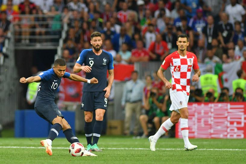 Francja - Chorwacja /Getty Images