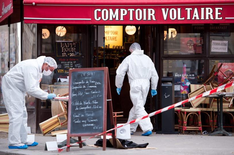 Francja jest w szoku i żałobie po zamachach /PAP/EPA
