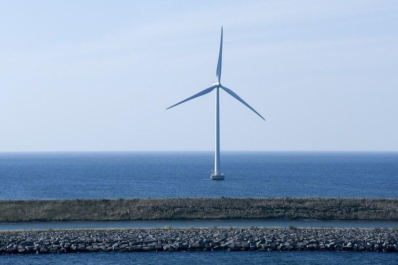 Francja, mimo znakomitych warunków, nie ma jeszcze żadnych farm wiatrowych na morzu /Wojciech Strozyk/REPORTER /Agencja SE/East News
