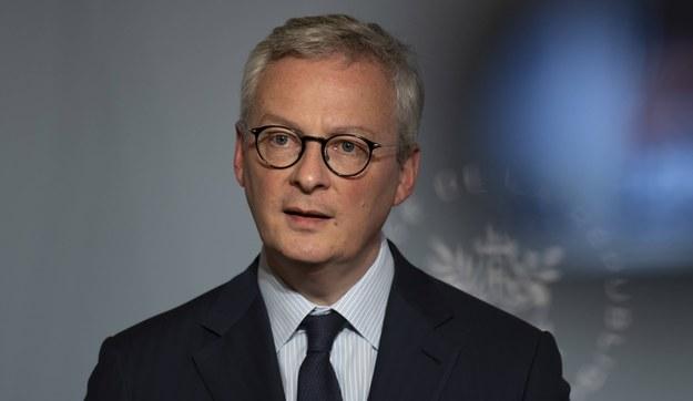 Francja: Minister przewiduje spadek PKB o 8 proc. Najgorszy wynik od II wojny światowej