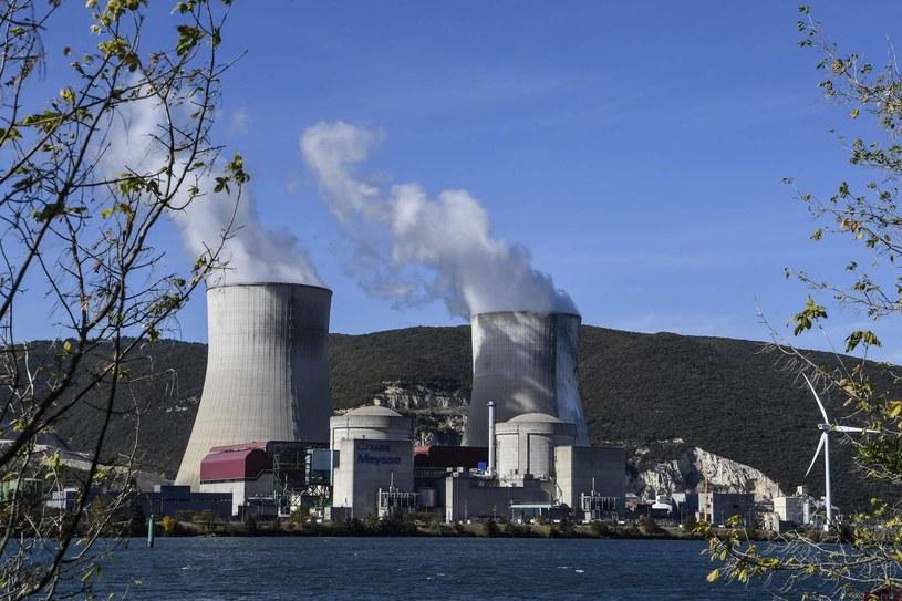 Francja mocnym graczem na rynku energetyki atomowej /AFP