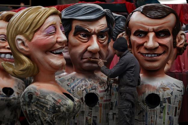 Francja na zakręćie? /AFP