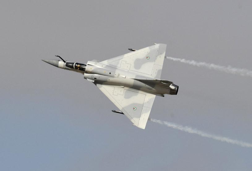 Francja odświeża swój myśliwiec Mirage 2000 /AFP