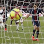 Francja: Paris Saint-Germain wygrało i straciło Edinsona Cavaniego