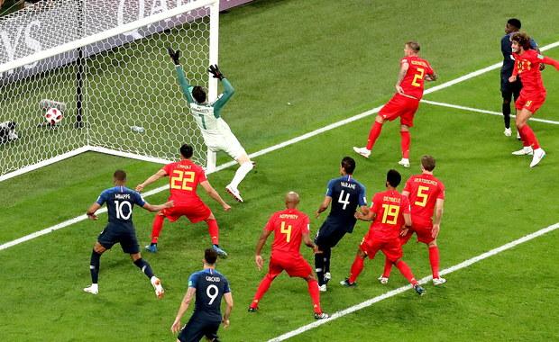 Francja pierwszym finalistą mundialu! Belgia zagra o trzecie miejsce