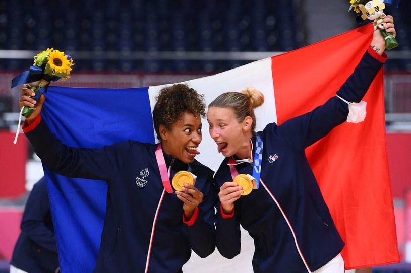 Francja po sukcesie w piłce ręcznej. Tokio 2020 /AFP FRANCK FIFE /AFP
