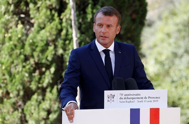 Francja pod rządami prezydenta Emmanuela Macrona próbuje stworzyć twarde jądro Unii /AFP