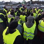 """Francja: Polski kierowca ciężarówki śmiertelnie potrącił członka """"żółtych kamizelek"""""""