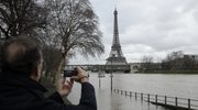 Francja: Powodzie zagrażają znacznej części kraju