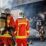 Francja: Pożar w Marsylii. Ludzie skakali z okien