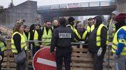"""Francja: Ruch policjantów po proteście """"żółtych kamizelek"""""""