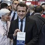 Francja: Spadają notowania Fillona, a Macrona - rosną