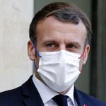 Francja: Spoliczkował Emmanuela Macrona, pójdzie siedzieć