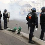 Francja: Starcia podczas manifestacji