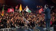 Francja: Tłumy na placu Bastylii fetowały zwycięstwo Hollande'a
