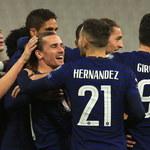 Francja - Ukraina 1-1 w meczu grupy D el. MŚ 2022