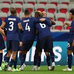 """Francja - Walia. Sprawdzian przed Euro wygrany przez """"Les Bleus"""""""