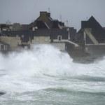 Francja: Wichury na zachodzie kraju