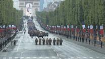 Francja: Wielka parada wojskowa w Paryżu. Na czele antydżihadyści