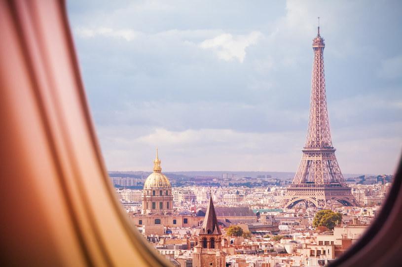 Francja zakazała krótkich lotów samolotami /123RF/PICSEL