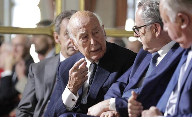 Francja: Żałoba narodowa po śmierci byłego prezydenta d'Estainga