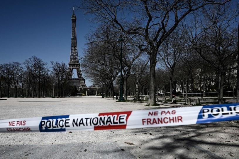 Francja zaostrza kary za złamanie kwarantanny /Philippe Lopez  /AFP