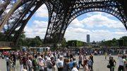 Francja: Zatrzymany z nożem pod Wieżą Eiffla mężczyzna leczy się psychiatrycznie