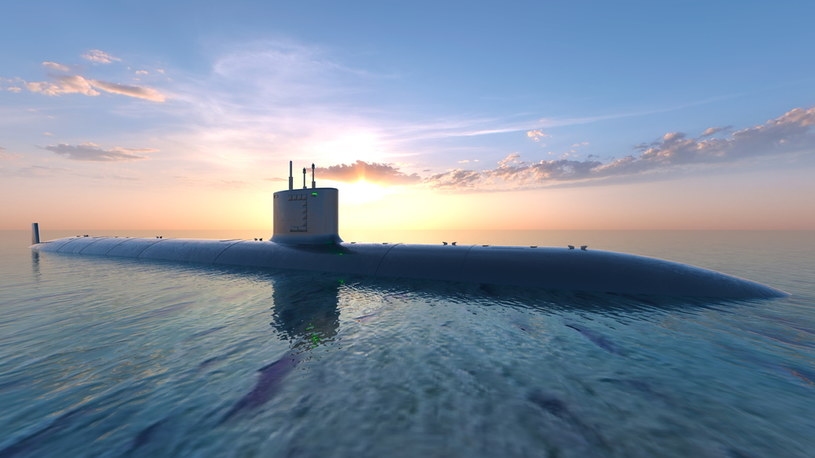Francja zbuduje nową generację okrętów podwodnych (zdjęcie ilustracyjne) /123RF/PICSEL