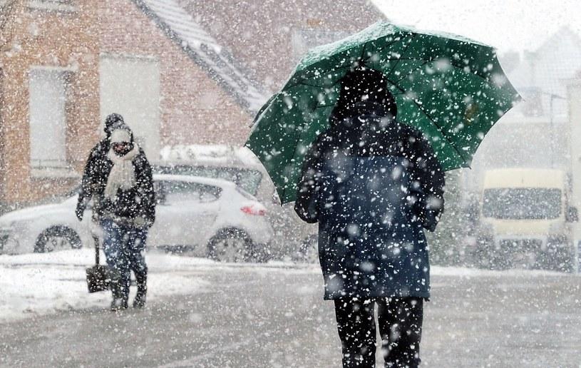 Francję zaatakowała zima /AFP