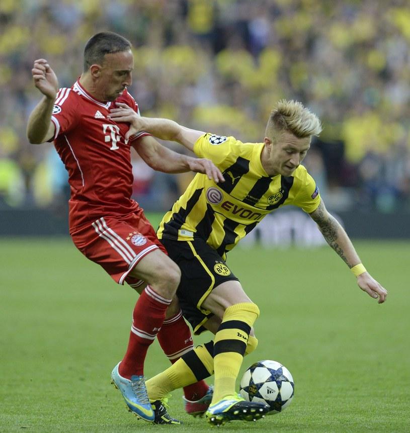Franck Ribery i Marco Reus nie zagrają na turnieju w Brazylii /AFP
