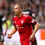 """Franck Ribery zamieścił wulgarny wpis w obronie """"złotego steku"""""""