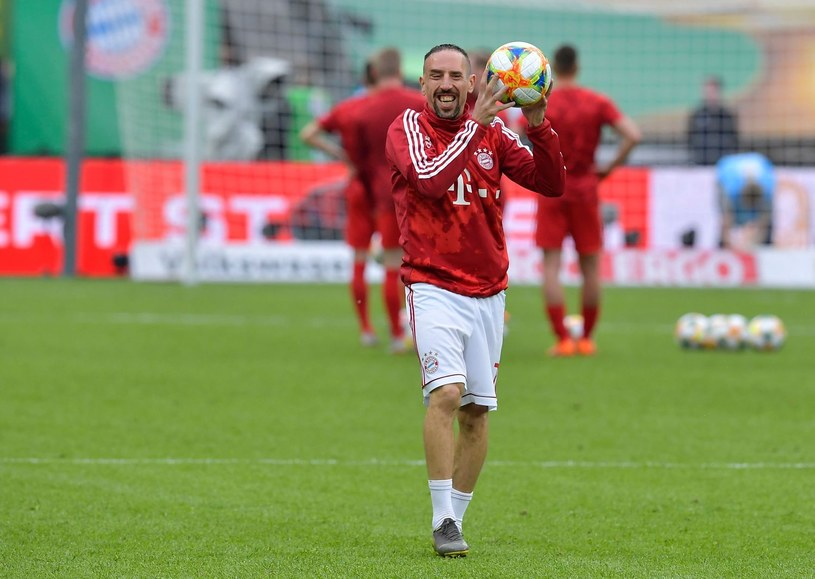 Franck Ribery /AFP
