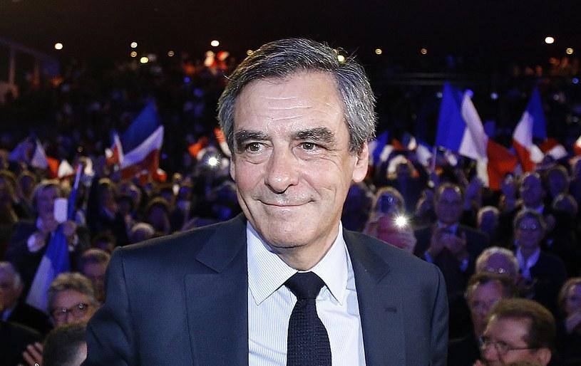 Francois Fillon /PAP/EPA