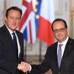 Francois Hollande apeluje do brytyjskiej Izby Gmin