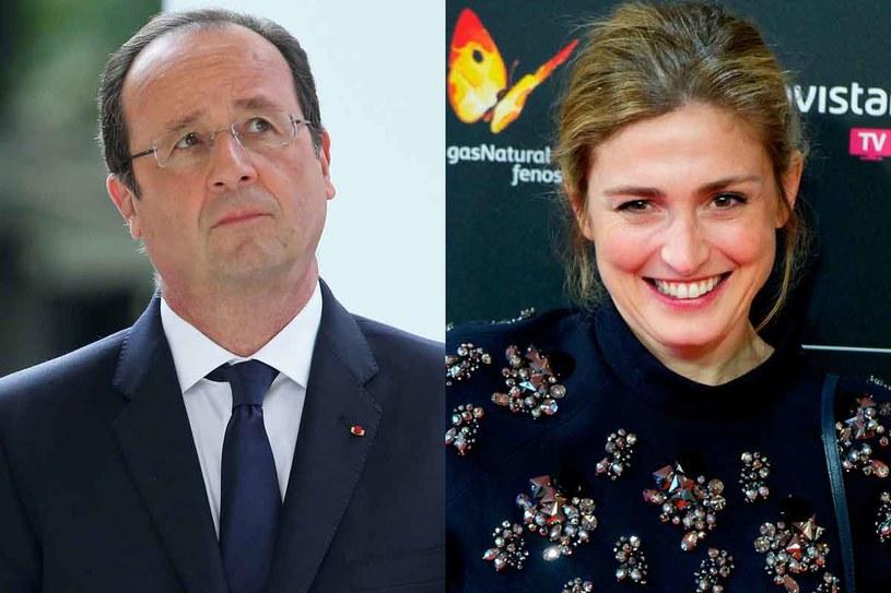 François Hollande i Julie Gayet /Getty Images
