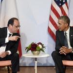 Francois Hollande z ważną wizytą w USA