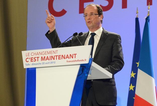 Francois Hollande /PAP/EPA