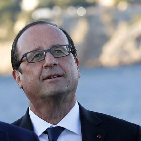 Francois Hollande / SEBASTIEN NOGIER  (PAP/EPA) /PAP/EPA