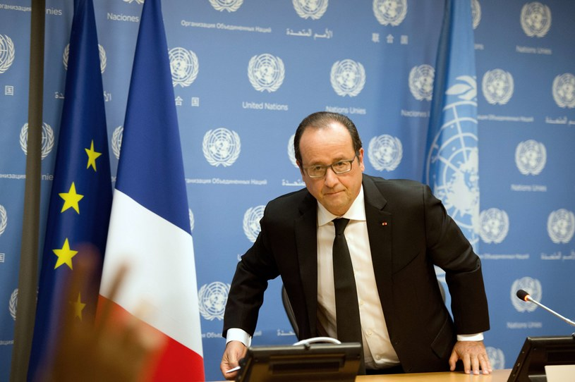 Francois Hollande /AFP