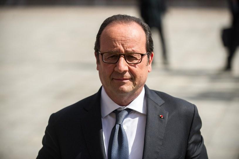 Francois Hollande /Bartosz Krupa /East News
